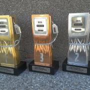 """Volvo"" auhinnad veokijuhtidele / Volvo prizes for truck drivers"