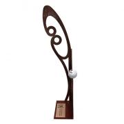 Golfi karikas, autor Kalle Pruuden / Golf trophy, author Kalle Pruuden