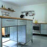 eramu köök Tallinnas Kakumäel . autor Margus Triibmann / Kitchen of a private house in Kakumäe, Tallinn. Author Margus Triibmann
