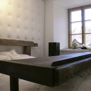 suur-korteri magamistuba Tallinna Vanalinnas / Bedroom of a large apartment in Tallinn Old Town
