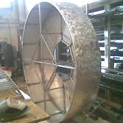 Metallkehandi valmistamine / preparation of metal body