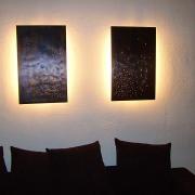 korteri seinavalgustid Tallinnas. autor Karmo Kiivit / Wall lights of an apartment in Tallinn. Author Karmo Kiivit