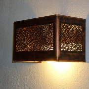 korteri seinavalgustid Tallinnas. autor Karmo Kiivit / Wall lights of an apartment in Tallinn. Author Karmo Kiivit