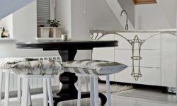 Katuse-korteri kööginurk Tallinnas